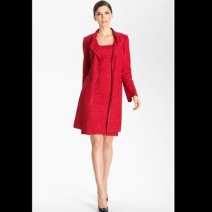 St John Couture Ruby Red Topper